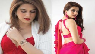 Telugu Actress Shraddha Das Glam New  Photos - Sakshi