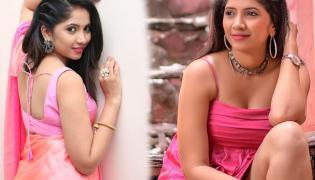 Anchor indu Exclusive Photo Gallery - Sakshi