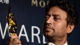 Bollywood actor Irrfan Khan Photo Gallery - Sakshi