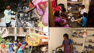 Visakhapatnam Gas Leakage LG Polymers Photo Gallery - Sakshi