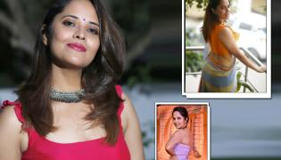 Anchor Anasuya Bharadwaj Exclusive Photo Gallery - Sakshi
