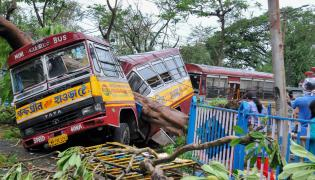 West Bengal Cyclone Amphan Photo Gallery - Sakshi