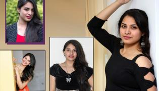 Anchor Megnna Kumar Exclusive Photo Gallery - Sakshi