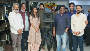 Prabhas 20 Launch Photo Gallery - Sakshi