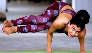 International Yoga Day 2020 - Sakshi