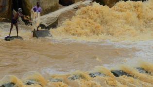 Heavy Rains In Andhra Pradesh Photo Gallery - Sakshi