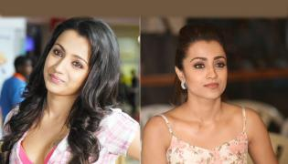 Actress Trisha Krishnan exclusive photos gallery - Sakshi