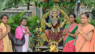 Sravana Sukravaram Celebrations at Durga Temple in Vijayawada Photo Gallery - Sakshi