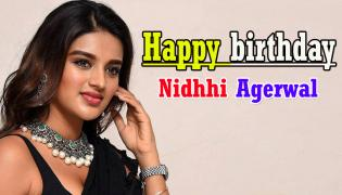 Happy birthday Nidhhi Agerwal  photo gallery - Sakshi