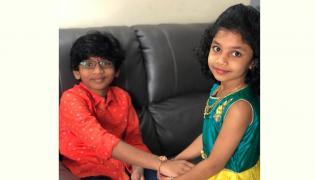 rakhi celebration 2020 Photo Gallery - Sakshi