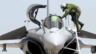 5 Rafale Jets Join Indian Air Force Photo Gallery - Sakshi
