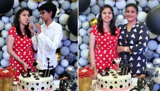 Anshumalika Selvamani  Birthday Photos - Sakshi