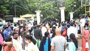 National Eligibility cum Entrance Test - Sakshi