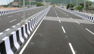 vijayawada kanaka durga flyover latest photos Photo Gallery - Sakshi