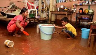 Heavy Rains in Hyderabad Photos - Sakshi