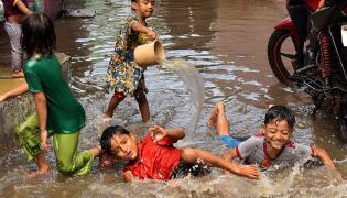 Hyderabad Rains Update photos - Sakshi