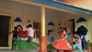 Nadu Nedu Scheme in Government Schools Photos - Sakshi