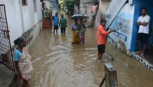 Heavy Rain Warning Issued For Andhra Pradesh Photos - Sakshi