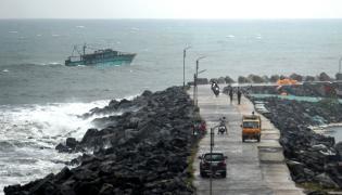 Nivar Cyclone Photo Gallery - Sakshi