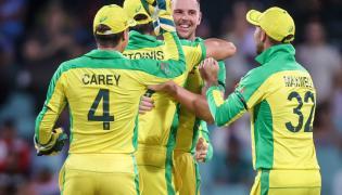 Australia beats India by 66 runs Photo Gallery - Sakshi