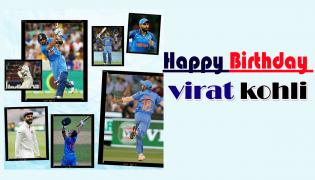 Virat Kohli Birthday Special Photos PHoto Gallery - Sakshi
