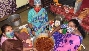 Transgenders Doing Self Employement In Kuthubullar At Hyderabad - Sakshi