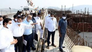 CM YS Jagan Inspects Polavaram Project Works Photo Gallery - Sakshi