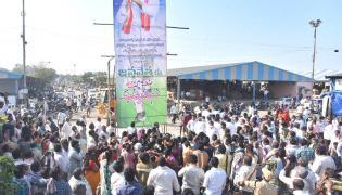 CM YS Jagan Mohan Reddy Birthday Celebrations In Andhra Pradesh - Sakshi