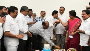 AP CM YS Jagan Mohan Reddy Birthday photos - Sakshi