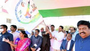 Land Resurvey Project: CM YS Jagan Launch in Krishna district Photo Gallery - Sakshi