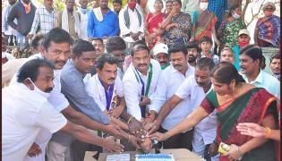 YS Jagan's birthday celebrations In Telangana Photo Gallery - Sakshi