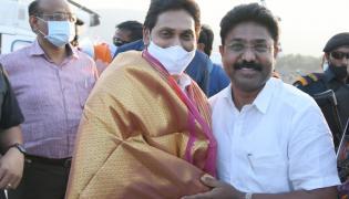 CM Jagan Kadapa Tour Photo Gallery - Sakshi