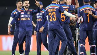 T20 cricket match between India and Australia - Sakshi