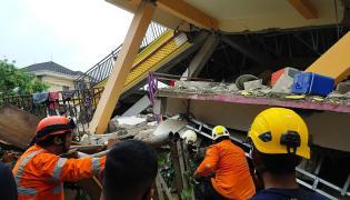 Indonesia Earthquake - Sakshi