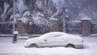 Storm Filomena causes Rare Heavy snow in Spain Photo Gallery - Sakshi