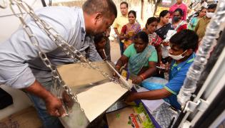 Ration Door Delivery Program Photo Gallery - Sakshi