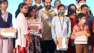 1st Cyberabad Traffic Police Annual Conference At Sandhya Convetion Gachibowli Photos - Sakshi