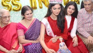 Meet Miss India Winner Manasa Varanasi Photos - Sakshi