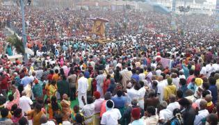 Ratha Saptami Celebrations In Tirumala Photos - Sakshi