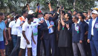 Cyberabad Police Annual Sports Meet Photo Gallery - Sakshi