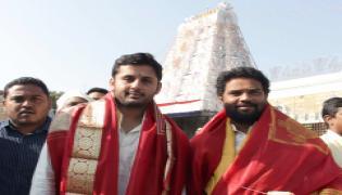 These Celebraties In Thirumala Photo Gallery - Sakshi