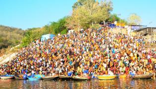 Maha Shivaratri Celebrations At Srisailam Mallikarjuna Swamy Temple Photo Gallery - Sakshi