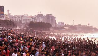 Visakhapatnam Rk Beach Photo Gallery - Sakshi