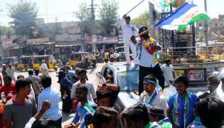 YSR Congress Sweeps Andhra Pradesh Local Body Polls Photo Gallery - Sakshi