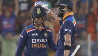 india win the second T20 by seven wickets photo Gallery - Sakshi