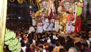 Sri Kodandaramaswamy Brahmotsavalu in Tirupati Photo Gallery - Sakshi