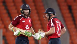 Jos Buttler stars as England crush India by 8 wickets Photo Gallery - Sakshi