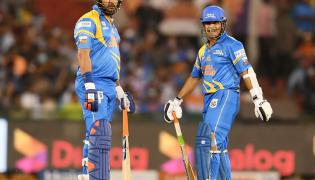 Road Safety World Series T20 Photo Gallery - Sakshi