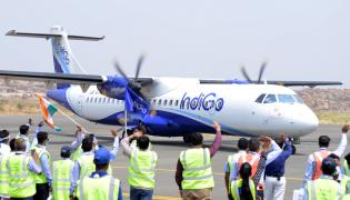 IndiGo to Start Flights Between Kurnool - Sakshi