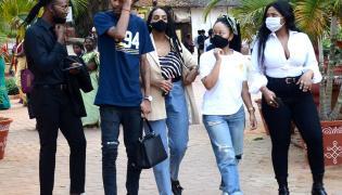 Transgender Fashion Show in Shilparamam - Sakshi